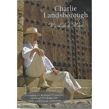 Lana Records, CHARLIE LANDSBOROUGH - MY LIFE AND MUSIC