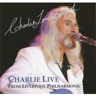Lana Records, CHARLIE LANDSBOROUGH - CHARLIE LIVE FROM LIVERPOOL PHILHARMONIC (2 CD SET)