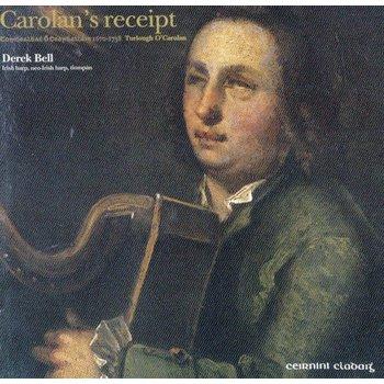 DEREK BELL - CAROLAN'S RECEIPT