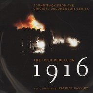 PATRICK CASSIDY - THE IRISH REBELLION 1916 (CD)