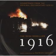 Universal Music Ireland, PATRICK CASSIDY - THE IRISH REBELLION 1916
