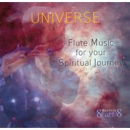 BROTHER SEAMUS - UNIVERSE, FLUTE MUSIC FOR YOUR SPIRITUAL JOURNEY (CD)