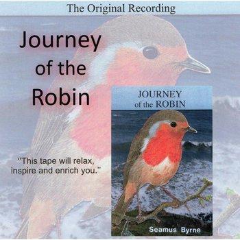 SEAMUS BYRNE - JOURNEY OF THE ROBIN (CD)