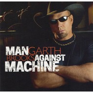 GARTH BROOKS - MAN AGAINST MACHINE (CD).