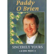 PADDY O'BRIEN - SINCERELY YOURS (DVD)