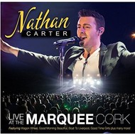 NATHAN CARTER - LIVE AT THE MARQUEE IN CORK (CD)