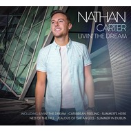 NATHAN CARTER - LIVIN' THE DREAM (CD)