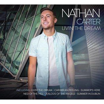NATHAN CARTER - LIVIN' THE DREAM CD