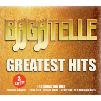 BAGATELLE  - GREATEST HITS ( 3 CD Set)