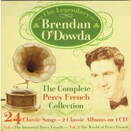 BRENDAN O'DOWDA - THE COMPLETE PERCY FRENCH COLLECTION (CD)...