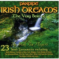 THE IRISH PAN PLAYERS - PANPIPE IRISH DREAMS, THE VERY BEST OF