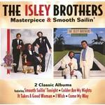 THE ISLEY BROTHERS - MASTERPIECE / SMOOTH SAILIN' 2 CD SET