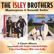 THE ISLEY BROTHERS - MASTERPIECE / SMOOTH SAILIN' 2 CD SET