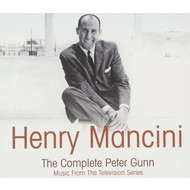 HENRY MANCINI - THE COMPLETE PETER GUNN (CD)