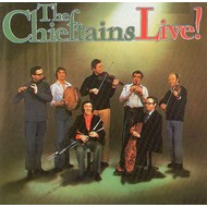 THE CHIEFTAINS - LIVE! (CD)