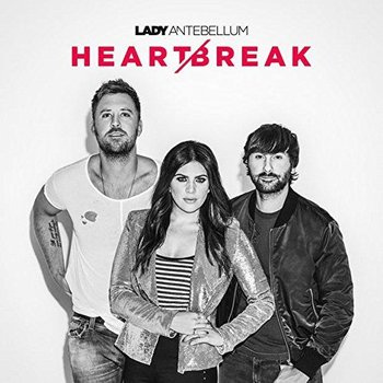 LADY ANTEBELLUM - HEARTBREAK (CD)