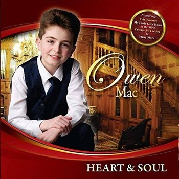 OWEN MAC - HEART & SOUL (CD)