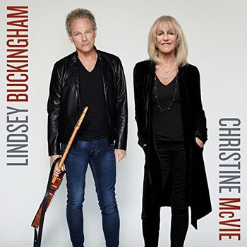 LINDSEY BUCKINGHAM CHRISTINE MCVIE (CD)
