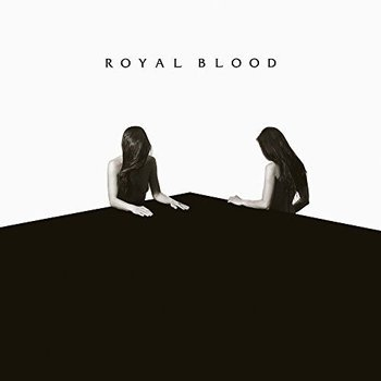 ROYAL BLOOD - HOW DID WE GET SO DARK? (CD)