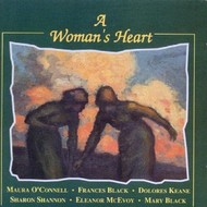 A WOMAN'S HEART - VARIOUS ARTISTS (CD)