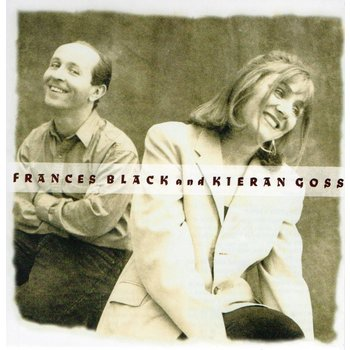 FRANCES BLACK AND KIERAN GOSS - FRANCES BLACK AND KIERAN GOSS (CD)