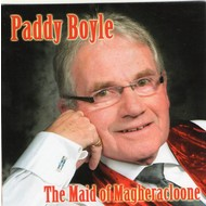 Paddy Boyle - The Maid Of Magheracloone (CD)