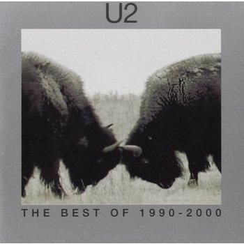 U2 - THE BEST OF 1990-2000 (CD)