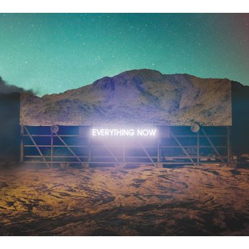 ARCADE FIRE - EVERYTHING NOW NIGHT VERSION (CD)