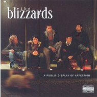 THE BLIZZARDS - A PUBLIC DISPLAY OF AFFECTION (CD)