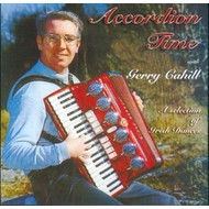 GERRY CAHILL - ACCORDION TIME (CD)