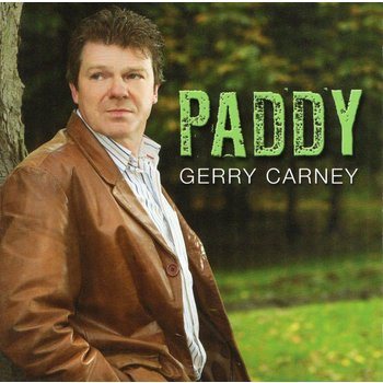 GERRY CARNEY - PADDY (CD)