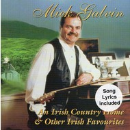 MICK GALVIN - AN IRISH COUNTRY HOME (CD)