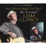 LIAM CLANCY -  YES THOSE WERE THE DAYS: THE ESSENTIAL LIAM CLANCY (CD/DVD)