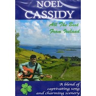NOEL CASSIDY - ALL THE BEST FROM IRELAND (DVD)