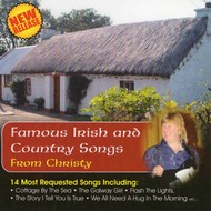 CHRISTY - FAMOUS IRISH AND COUNTRY SONGS (CD)