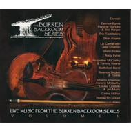THE BURREN BACKROOM SERIES VOLUME 1 - VARIOUS ARTISTS (CD)
