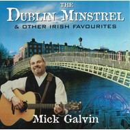 Chart Records,  MICK GALVIN - THE DUBLIN MINSTREL (CD)