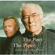 SEAMUS HEANEY AND LIAM O'FLYNN - THE POET AND THE PIPER (CD)