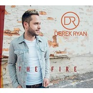 DEREK RYAN - THE FIRE (CD)