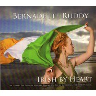 BERNADETTE RUDDY - IRISH BY HEART (CD)...