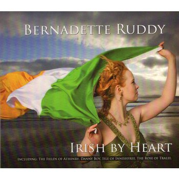 BERNADETTE RUDDY - IRISH BY HEART (CD)