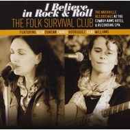 THE FOLK SURVIVAL CLUB - I BELIEVE IN ROCK & ROLL (CD)