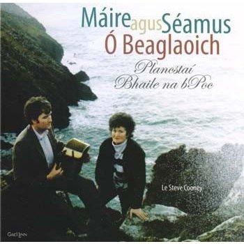MÁIRE & SEAMUS Ó BEAGLAOICH - PLANCSTAÍ BHAILE NA BPOC (CD)