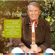 GLEN CAMPBELL - ADIOS (CD)