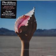 THE KILLERS - WONDERFUL WONDERFUL (CD)