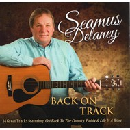 SEAMUS DELANEY - BACK ON TRACK (CD)