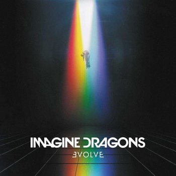 IMAGINE DRAGONS - EVOLVE (CD)