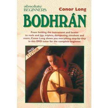CONOR LONG - ABSOLUTE BEGINNERS BODHRÁN (DVD)