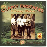 THE CLANCY BROTHERS & TOMMY MAKEM THE COLLECTION (2 CD Set)