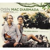 OISÍN MAC DIARMADA WITH SAMANTHA HARVEY - THE GREEN BRANCH (CD)